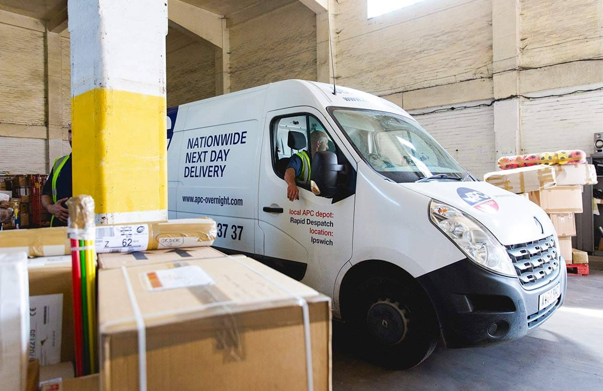 Rapid Dispatch Couriers | About Us